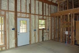 Insulation For Pole Barn How One Man Built His Pole Barn House Milligan U0027s Gander Hill Farm