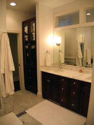 bathroom linen closet ideas terrific linen cabinet for bathroom built in linen closet bathroom