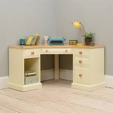 wiltshire painted corner office desk 923 034 with free delivery