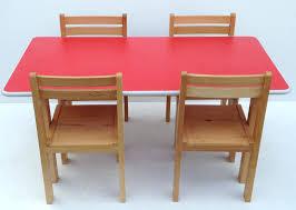 Kids Wood Table And Chair Set Kid Table And Chair Set U2013 Adocumparone Com