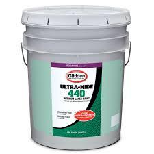 glidden professional 5 gal ultra hide 440 eggshell white tint