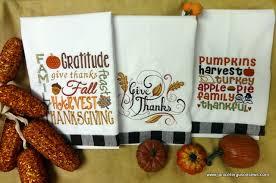thanksgiving dishtowels janice ferguson sews
