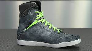 motorcycle sneakers tcx x rap wp boots motorcycle superstore youtube