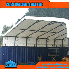 shipping container garage roof storage tent buy shipping