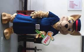 Birthday Suit Halloween Costume Ohlees Customized Police Bear Mascot Costume Suit Halloween