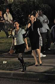 does julianna margulies hate archie still of julianna margulies and archie panjabi in the good wife