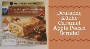 deutsche küche deutsche küche caramel apple pecan strudel the aldi