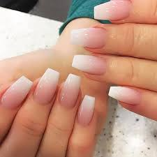 White Pink Nail 260 Best Pink And White Nails Images On White Nails