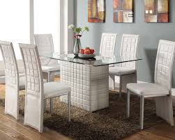 traditional formal dining room sets dining room cool white dining set round white tables white