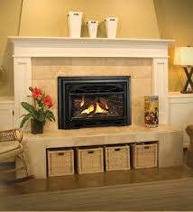 3 sided gas fireplace binhminh decoration