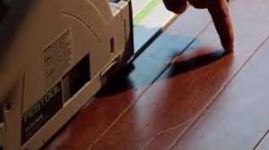 How To Fix A Piece Of Laminate Flooring How To Repair Engineered Wood Floor Youtube