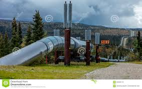 Alaska Pipeline Map by August 26 2016 Trans Alaska Pipeline Moves Crude Oil From