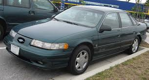 Sho Motor uncommon performance ford taurus sho roadkill
