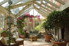 inside greenhouse ideas sunroom design trends and tips freshome