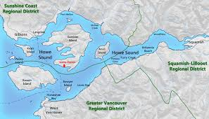 Furry Map Spring 2016 Howe Sound Community Forum Future Of Howe Sound Society
