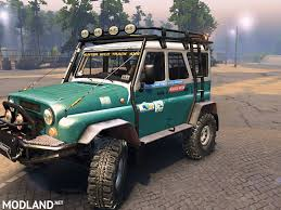 uaz hunter tuning uaz 31514 version 03 06 17