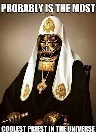 Vader Meme - priest darth vader meme by guttaboi08 tj memedroid
