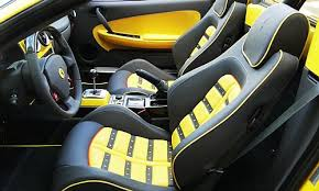 Custom Car Interior Design custom car interiors naples florida concours interiors