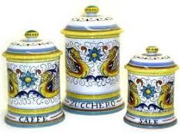 italian kitchen canisters italian kitchen canister sets theedlos