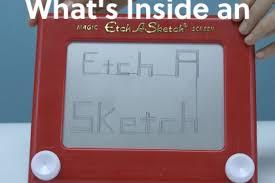 what u0027s inside an etch a sketch video mental floss