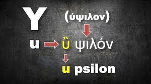 Greek alphabet the CORRECT pronunciation YouTube