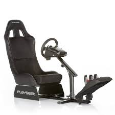 Racing Simulator Chair Playseat Evolution Alcantara Racing Simul Ocuk