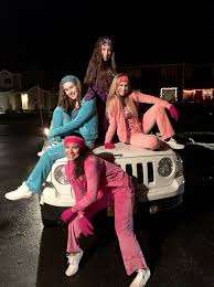 Super Scary Halloween Costumes Girls 10 Group Costumes Ideas Halloween