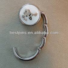 purse hook for table purse bag clutch hook hanger bag engraved rose silver table hooks