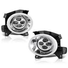 black nissan pathfinder 2015 2013 2015 nissan pathfinder performance led fog lights pair