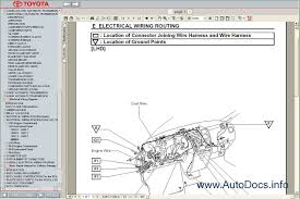 toyota hiace wiring diagram with example 72640 linkinx com