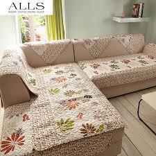Sofa Armrest Cover Elegant L Shaped Sofa Covers Online India For Furniture Home