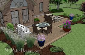 Patio Flooring Ideas Budget Home by Backyard Ideas On A Budget Patios Photo 6 Design Your Home
