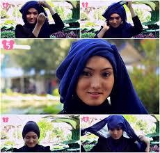 tutorial hijab paris ke pesta tutorial hijab paris gaya turban yang anggun untuk pesta