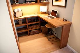 How To Build A Home Studio Desk by Stunning Interior Office Home Furniture Decorating Ideas With Wall