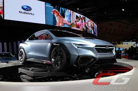 subaru concept cars subaru keeps high performance sedans in its future with viziv