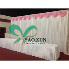 wedding backdrop canada swag wedding backdrop curtain stand canada best selling swag