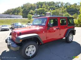 jeep unlimited red 2015 firecracker red jeep wrangler unlimited sport 4x4 97645828