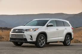 toyota best suv best 7 passenger vehicles complete list reviews