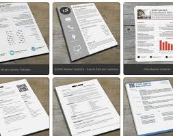 resume resume design beautiful quick and easy resume free resume