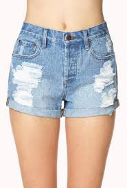 Forever 21 Ripped Jeans Ripped Jeans Shorts Bod Jeans