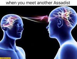 Brain Meme - when you meet another assadist brain connection meme starecat com