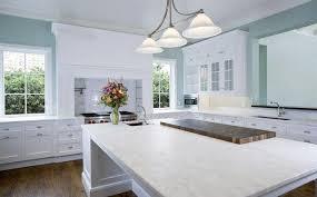 belles cuisines traditionnelles 20 belles cuisines avec comptoirs en marbre carrara designdemaison