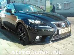 lexus is300h mats lexus is300h zwart foto u0027s autojunk nl 135467