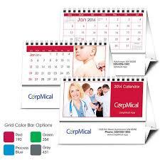Desk Calendar Custom 3 Month View Desk Pad Calendar
