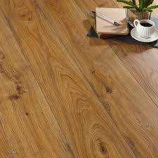 Bathroom Laminate Flooring Wickes 18 Psm Quick Step Andante Natural Oak Effect Laminate Flooring
