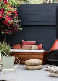 Diy Patio Bench by Current Obsessions La Dolce Vita Diy Patio Wood Slats And Patios