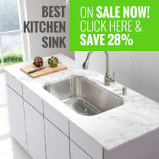 kitchen sink faucet reviews a guide to the best kitchen sinks of 2015 kitchen faucet reviews pro