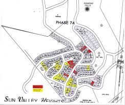 antipolo map lot for sale with overlooking view of the city and mountain ridge