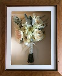 wedding bouquet preservation how to preserve flowers in a picture frame wedding bouquet