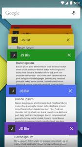 screenshot on android support for theme color in chrome 39 for android web